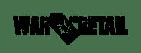 War on retail logo - black