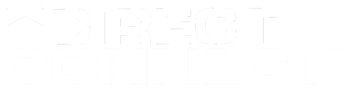 Direct Connect Logo New - White-1