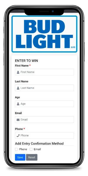 Labatt Phone enter to win image-1